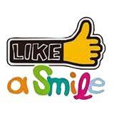 Like a smile!