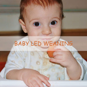 Guest Post: Baby-led weaning! Δίνοντας την πρωτοβουλία στο μωρό!